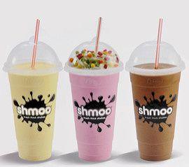 Great milkshake bar