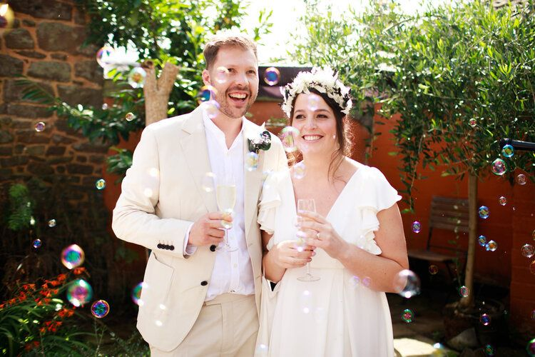 Emma & Jamie Sandford