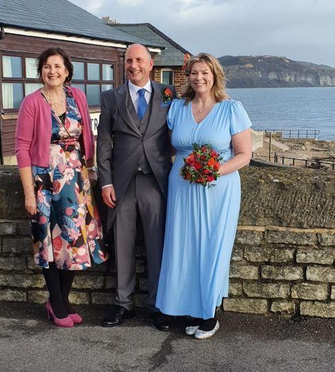 Karen & Rick - Lyme Regis