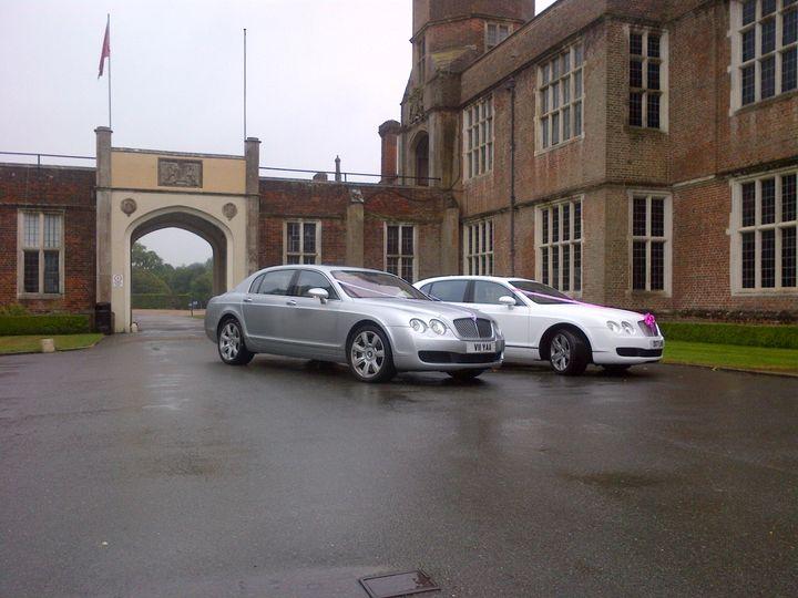 Bentley Flying Spurs