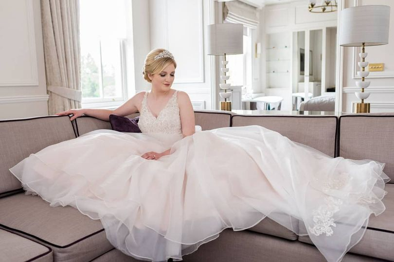 Magical Paul Zeni Bridal