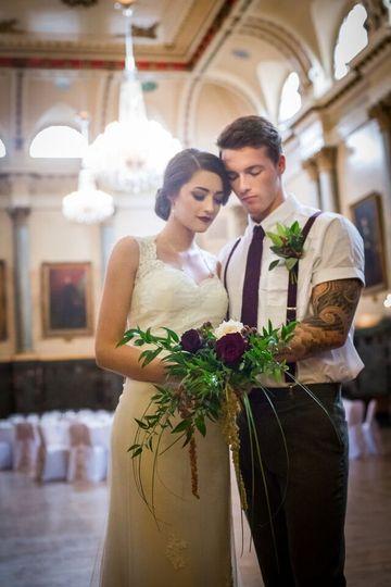 Bride and Groom Main Hall