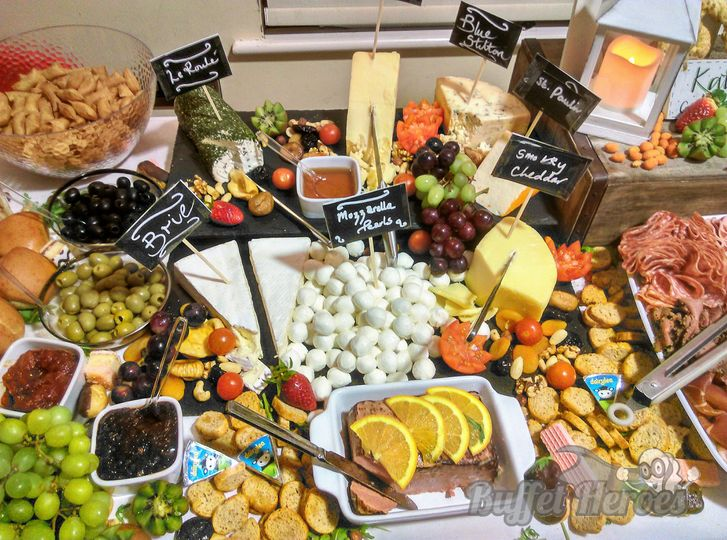 Grazing Table Cheese Selection