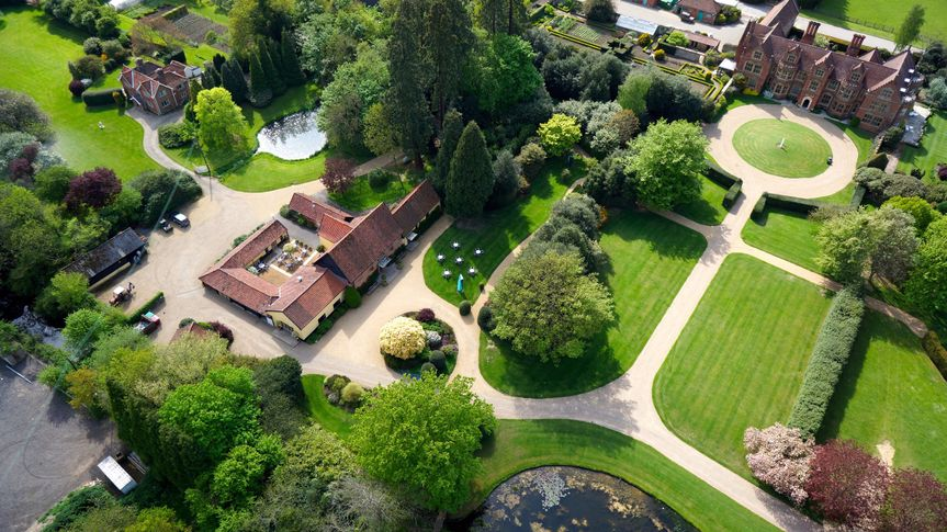 Haughley Park Barn 26