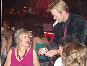 Performing card tricks