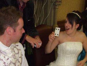 The perfect wedding reception entertainment