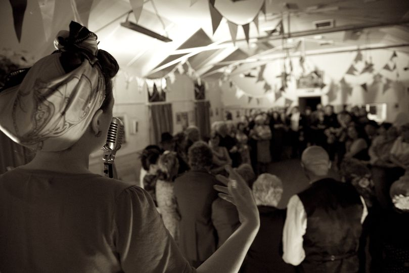 1940's themed event