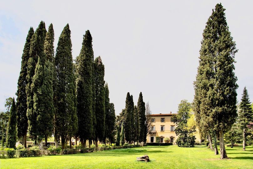 Fantastic nuptials in the Italian countryside