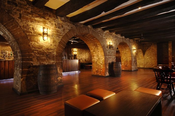 Undercroft Bar