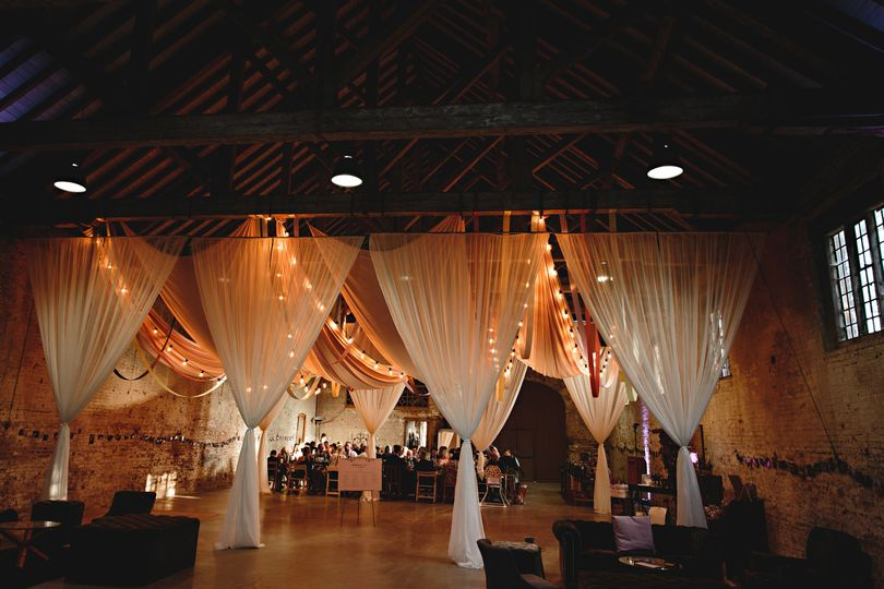 Elegant drapes