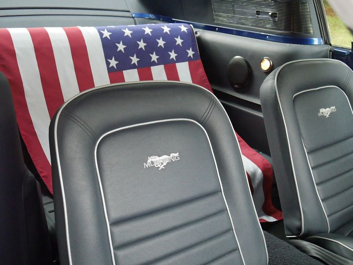 American Flag if you wish
