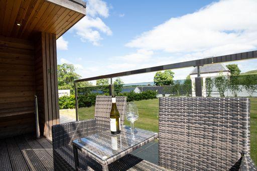 Private Balconies Garden Room