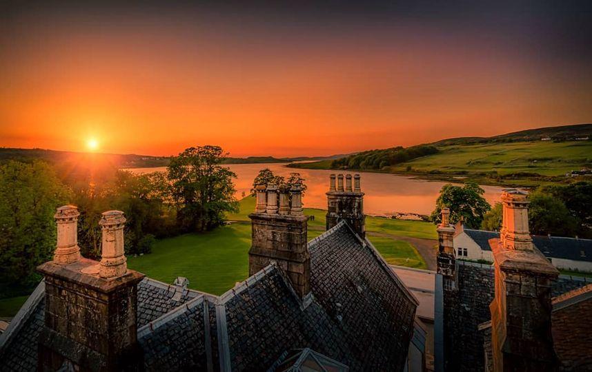 View over Loch Snizort