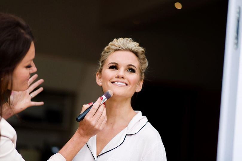 Beauty, Hair & Make Up Spencer and Oliver The Bridal Beauty Co 7