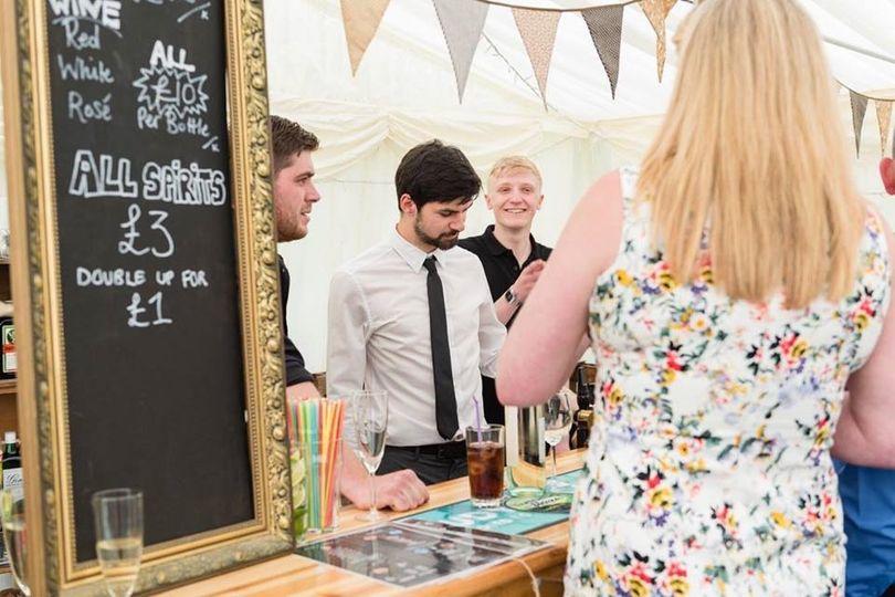 Mobile Bar Services Nottingham Bar Hire 15