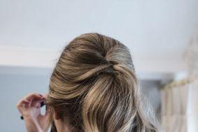 Faye Naomi Bridal hair