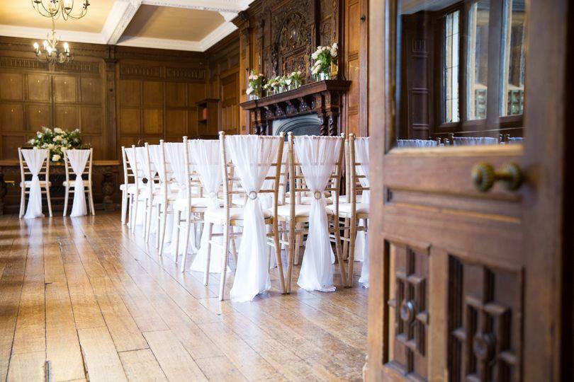 The Reading Room - Ceremony