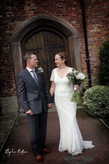 Bride and Groom - Stable Door