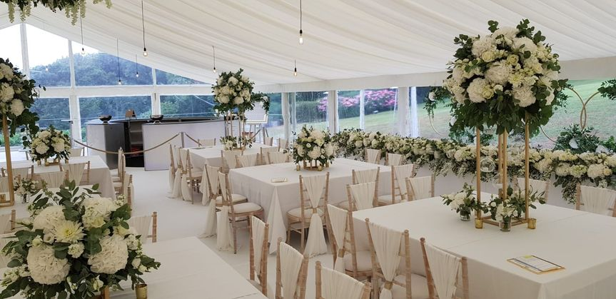 Marquee Hire South Wales