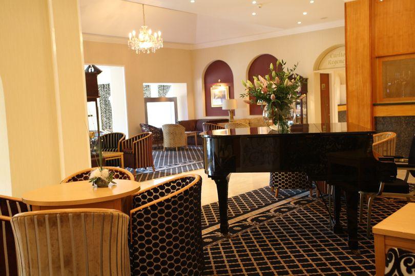 Carlton Park Hotel Main Lounge