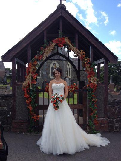 Harvest Wedding