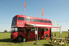 Big Red Bus Bar - Bar Hire