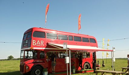 Big Red Bus Bar - Bar Hire 1
