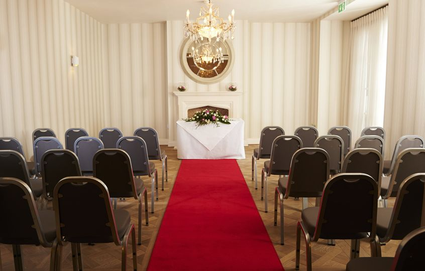 Ceremony in the Harbour Suite