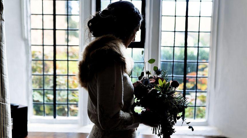 Powerhouse bride