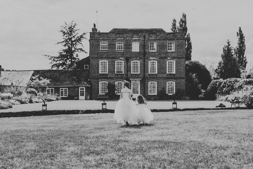 Eggington House