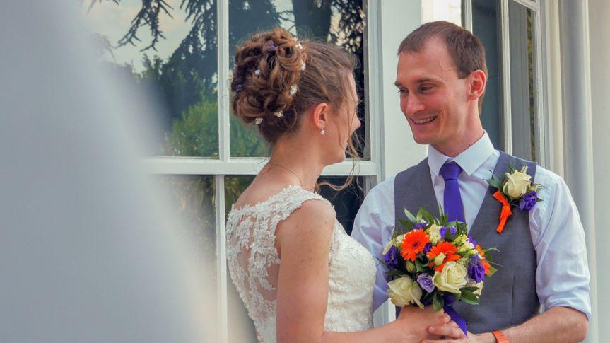 Manor of Groves Hotel Wedding