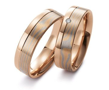 18ct Gold Rings by Peter Heim