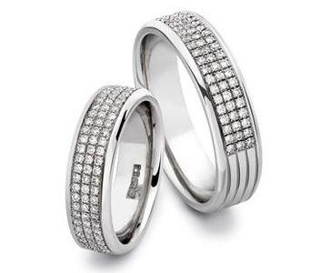 Diamond Wedding Rings Birmingham