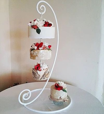 Cakes Gifted Heart Cakes 3