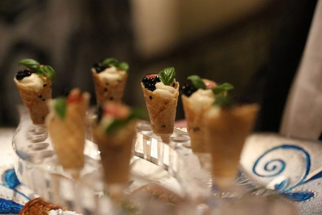 Dine Delivered Canapes