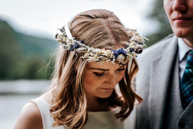 Bridal Head Band