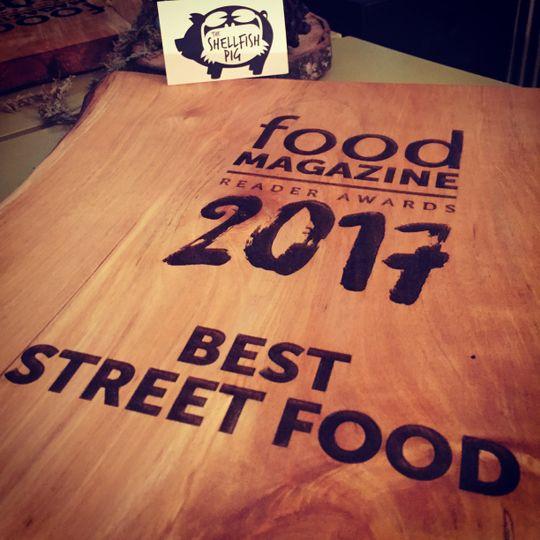 """Winners """"Best Streetfood"""""""
