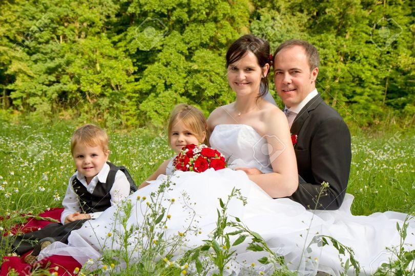 Wedding Family.