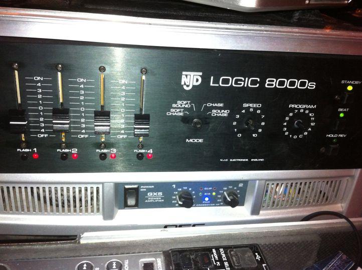 Quality sound equipment