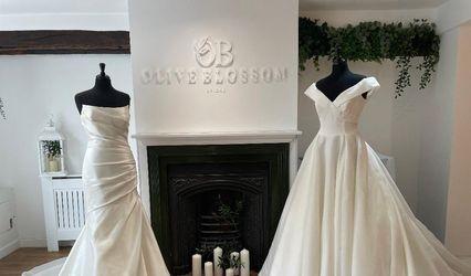 Olive Blossom Bridal