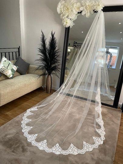 Veils & Accessories