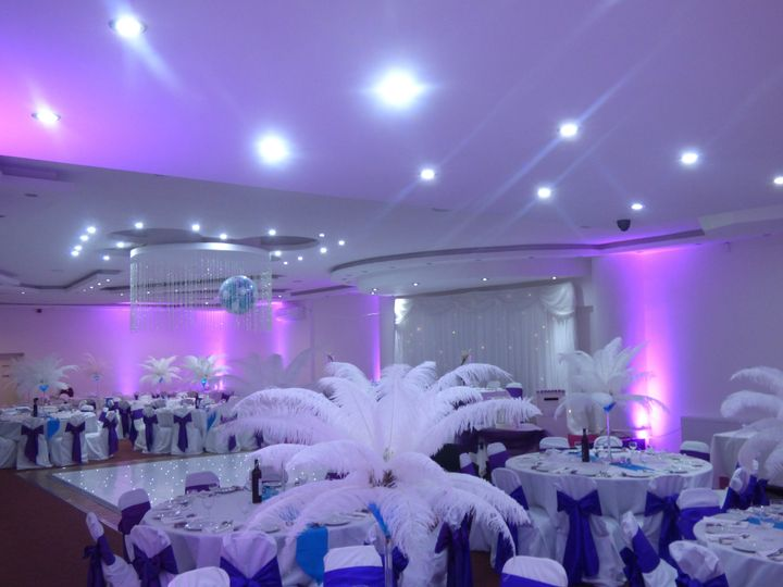 The Elegance Banqueting Suite 8