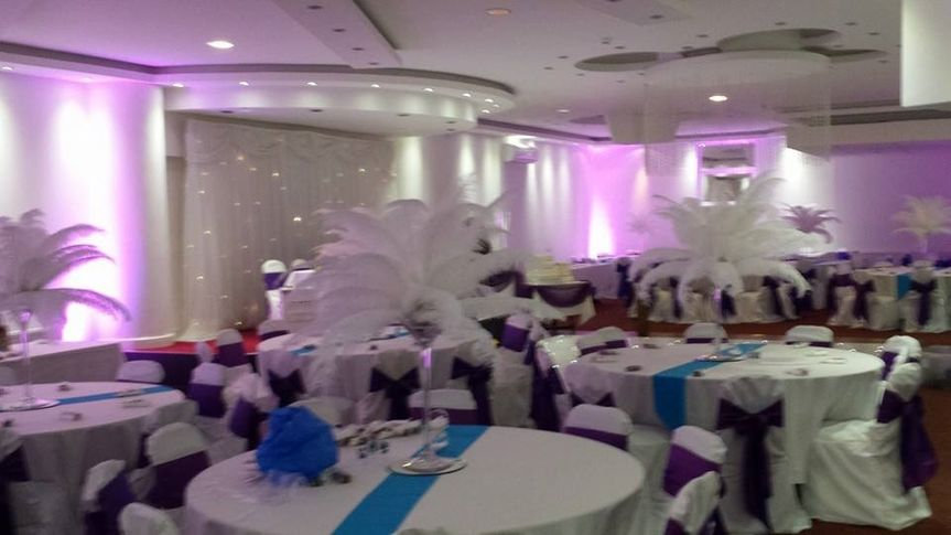 The Elegance Banqueting Suite 9