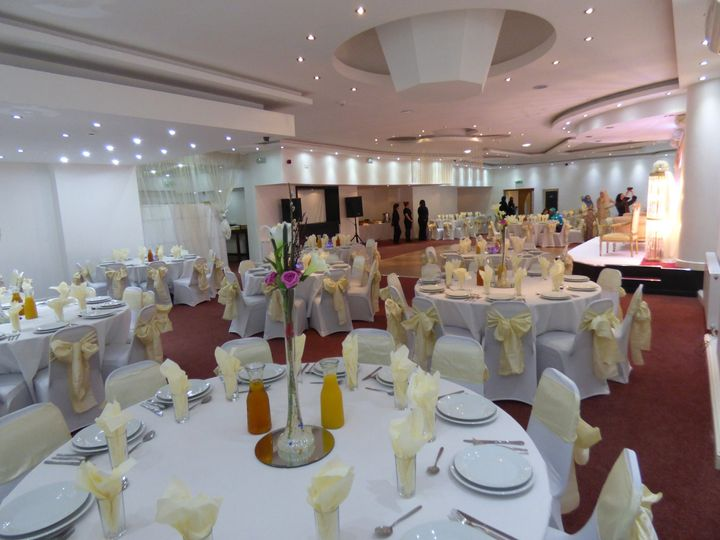 The Elegance Banqueting Suite 10