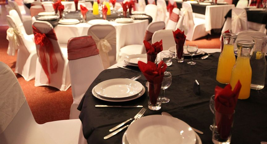 The Elegance Banqueting Suite 7
