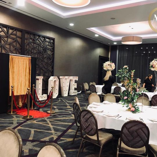 Photo booth and prop hire