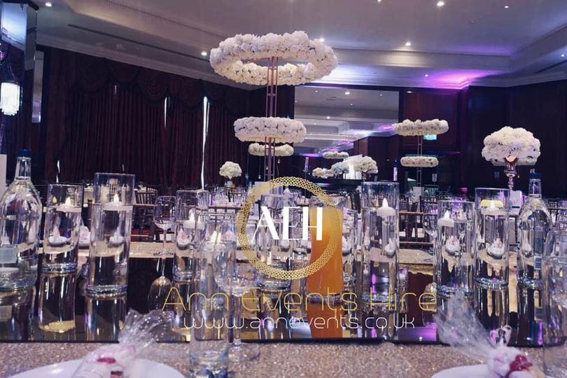 Full venue decor