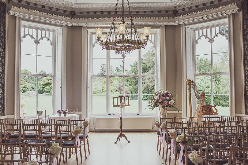 Nonsuch Mansion Ceremony