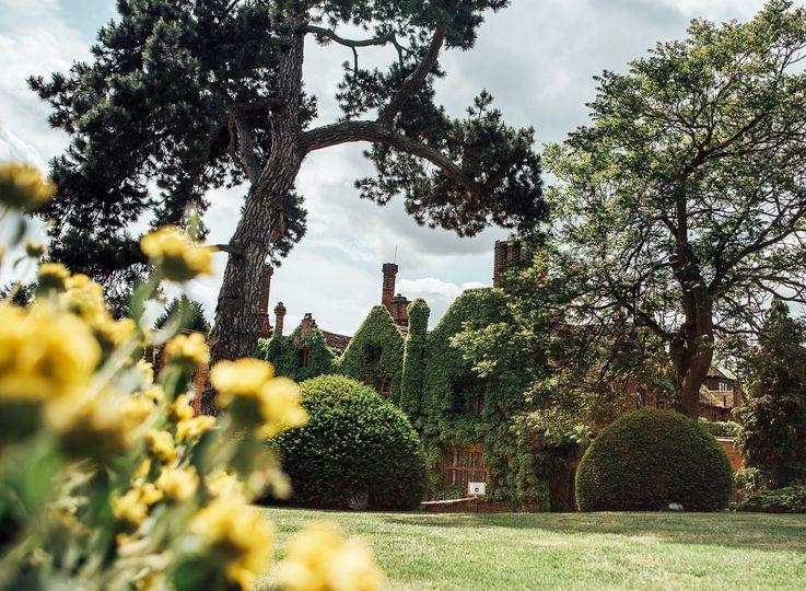 Seckford Hall Hotel Spring