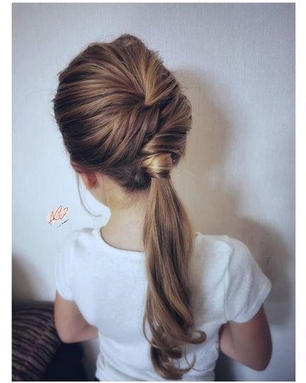 Beauty, Hair & Make Up Ashleigh Buntings Hair 88